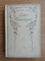 Anticariat: Walter Scott - Contes fantastiques