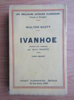 Walter Scott - Ivanhoe (volumul 2, 1933)