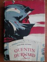 Anticariat: Walter Scott - Quentin Durward