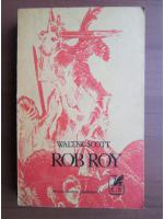 comperta: Walter Scott - Rob Roy