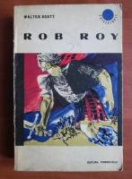 Anticariat: Walter Scott - Rob Roy