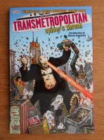 Warren Ellis - Transmetropolitan. Spider's thrash