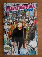 Warren Ellis - Transmetropolitan the cure