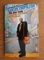 Warren Ellis - Transmetropolitan. The new scum