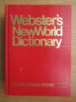 Anticariat: Webster's new world dictionary. Second college edition