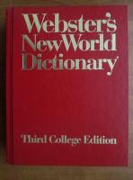 Webster's New World Dictionary. Thord College Edition (1994)
