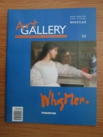 Anticariat: Whistler (Art Gallery, Viata si operele marilor protagonisti ai artei, nr. 62)