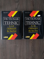 Wilhelm Theiss, Maria Liliana Theiss - Dictionar Tehnic German-Roman (2 volume)