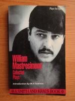 Anticariat: William Mastrosimone - Collected plays