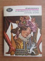 Anticariat: William Shakespeare - A douasprezecea noapte. Comedia erorilor