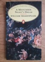 Anticariat: William Shakespeare - A Midsummer Night s Dream