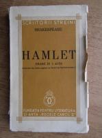 William Shakespeare - Hamlet. Drama in 5 acte (1938)