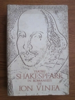 William Shakespeare - Henric al V-lea, Hamlet, Otheool. Poveste de iarna