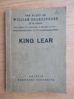 William Shakespeare - King Lear (1868)