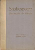 Anticariat: William Shakespeare - Negustorul din Venetia (1923)