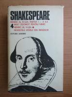 Anticariat: William Shakespeare - Opere complete (volumul 4)