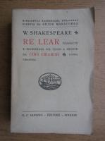 William Shakespeare - Re lear (1924)