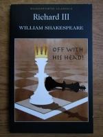 Anticariat: William Shakespeare - Richard III