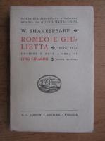William Shakespeare - Romeo e Giulietta (1923)