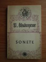 William Shakespeare - Sonete
