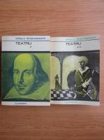 Anticariat: William Shakespeare - Teatru (2 volume)