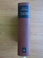 Anticariat: William Shakespeare - Teatru