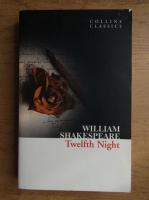 Anticariat: William Shakespeare - Twelfth night