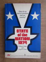 Anticariat: William Watts, lloyd A. Free - State of the nation 1974