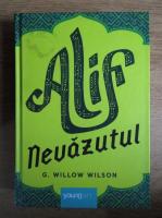 Anticariat: Willow Wilson - Alif, nevazutul