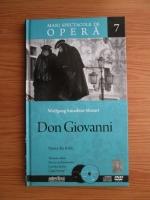 Wolfgang Amadeus Mozart - Don Giovanni (contine 2 CD-uri)
