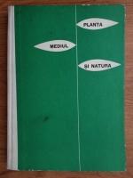 Wolfgang Rawald - Mediul planta si natura