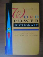 Anticariat: Word Power Dictionary (Reader's Digest)