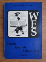 Anticariat: World English School, Inc.