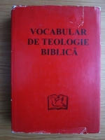 Anticariat: Xavier Leon - Vocabular de teologie biblica