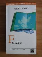 Anticariat: Yann Apperry - Farrago