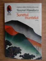 Yasunari Kawabata - Sunetul muntelui