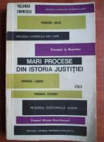 Yolanda Eminescu - Mari procese din istoria justitiei