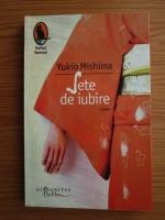 Anticariat: Yukio Mishima - Sete de iubire