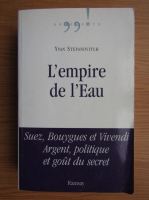Yvan Stefanovitch - L'empire de l'Eau