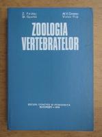 Z. Feider - Zoologia vertebratelor