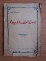 Z. Sandu - Rugaciunile vremii (1922)