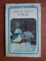 Zaharia Stancu - Poezii