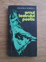Zamfira Popescu - Omul teatrului poetic