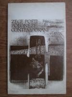 Anticariat: Zece poeti polonezi contemporani