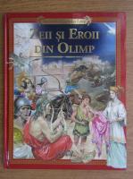 Anticariat: Zeii si eroii din olimp (volumul 4)