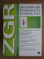 Anticariat: Zeitschrift der Germanisten Rumaniens. Heft 1-2 (29-30), 1-2 (31-32) 2006, 2007