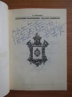 Anticariat: Zenovie Carlugea - Alexandru Macedonski (cu autograful autorului)