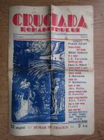 Ziarul Cruciada Romanismului, nr. 5, anul 1934