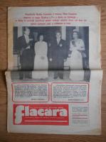 Ziarul Flacara. Vizita lui Ceausescu in Marea Britanie, nr 24, 1978
