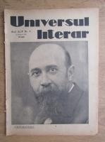 Anticariat: Ziarul Universul literar, anul XLIV, nr. 4, 22 ianuarie 1928